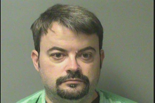 Jeffrey R. Duncan shown in his Polk County mugshot.