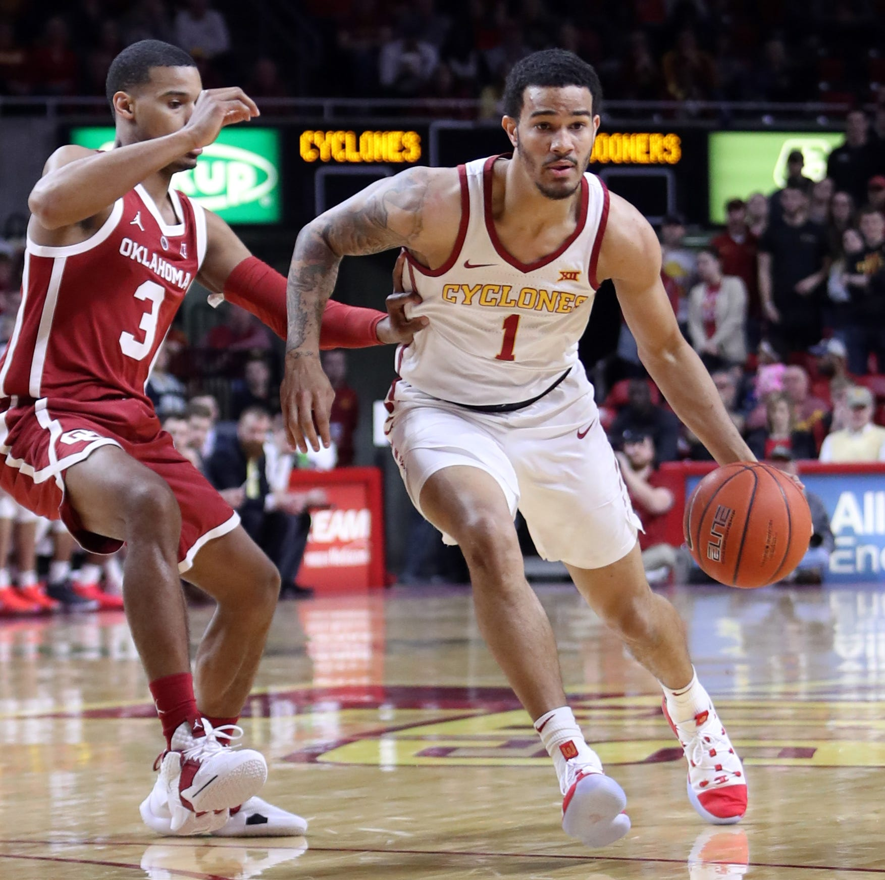 Peterson: For Iowa State men's basketball, it's about momentum more than Big 12 tourney seeding