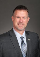 State Rep. Wes Breckenridge, D-Newton