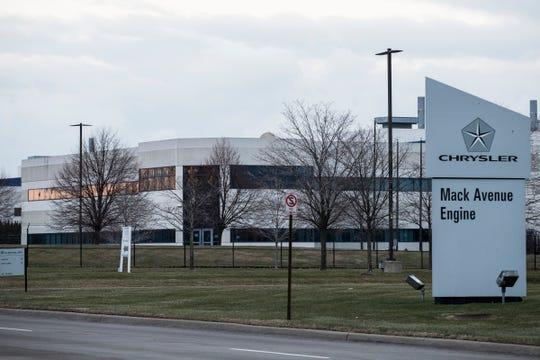 FCA Mack Engine Plant II in Detroit, Thursday, Dec. 6, 2018.