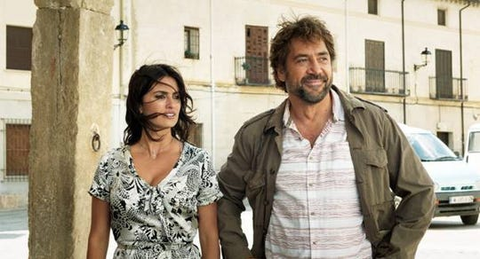 "Penelope Cruz and Javier Bardem in ""Everybody Knows."""