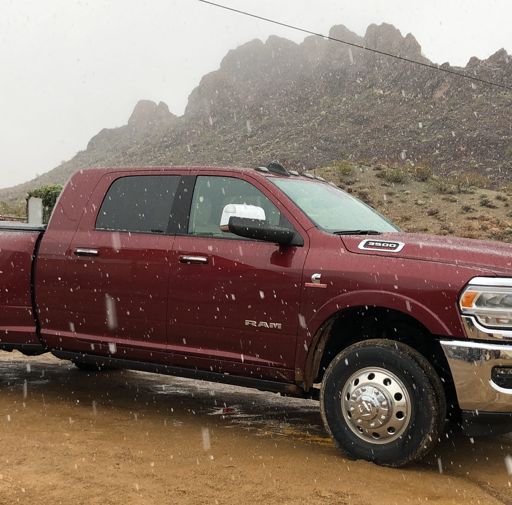2019 Ram 2500, 3500 pickups bring power, luxury to farms, work sites