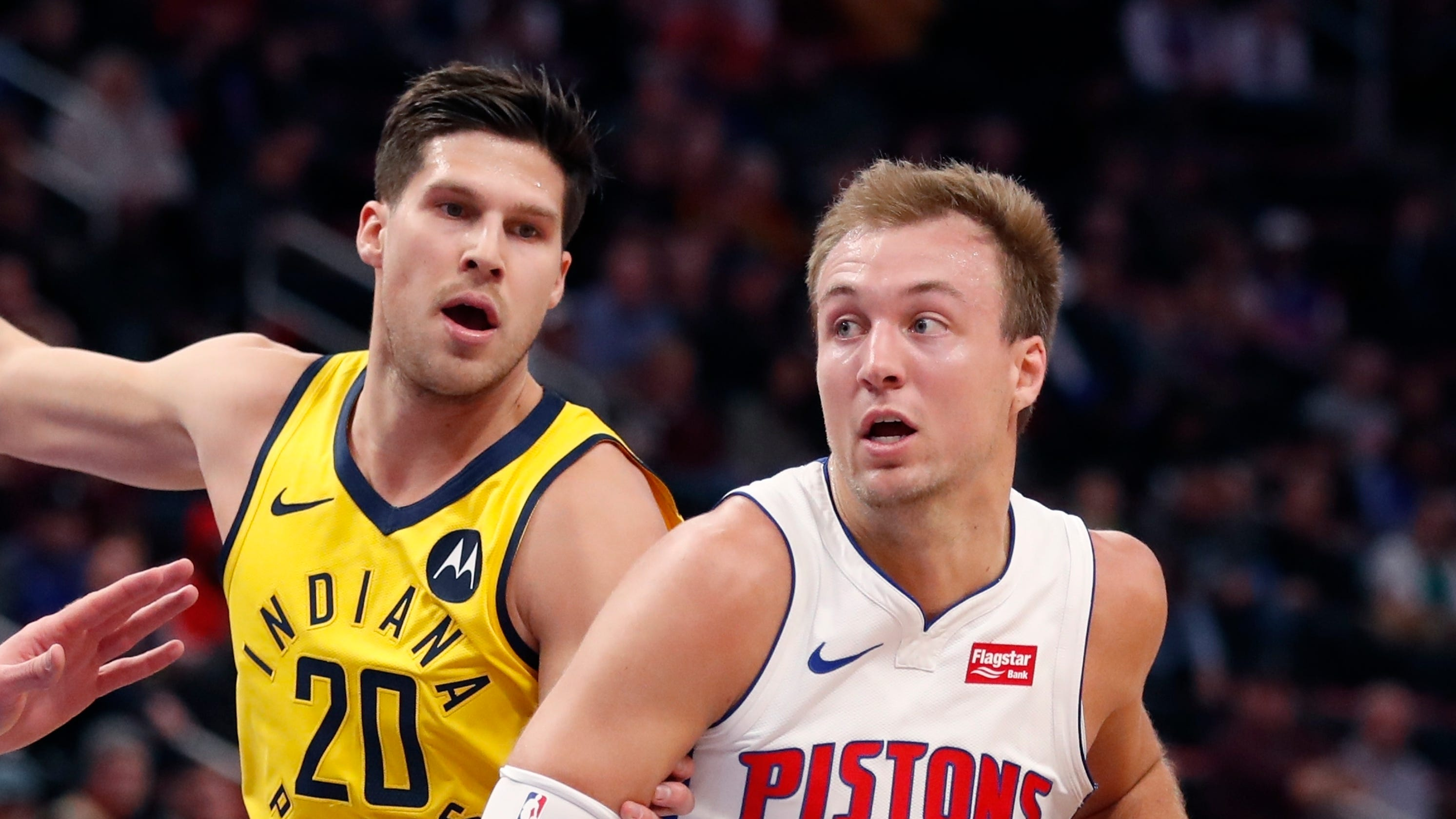 Game thread: Pistons upend Pacers, 113-109