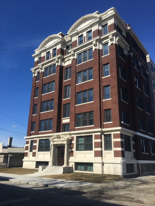 Saint Rita Apartments reopens in March 2019