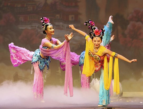 Shen Yun Performing Arts shows celebrate 5,000 years of Chinese culture and history.
