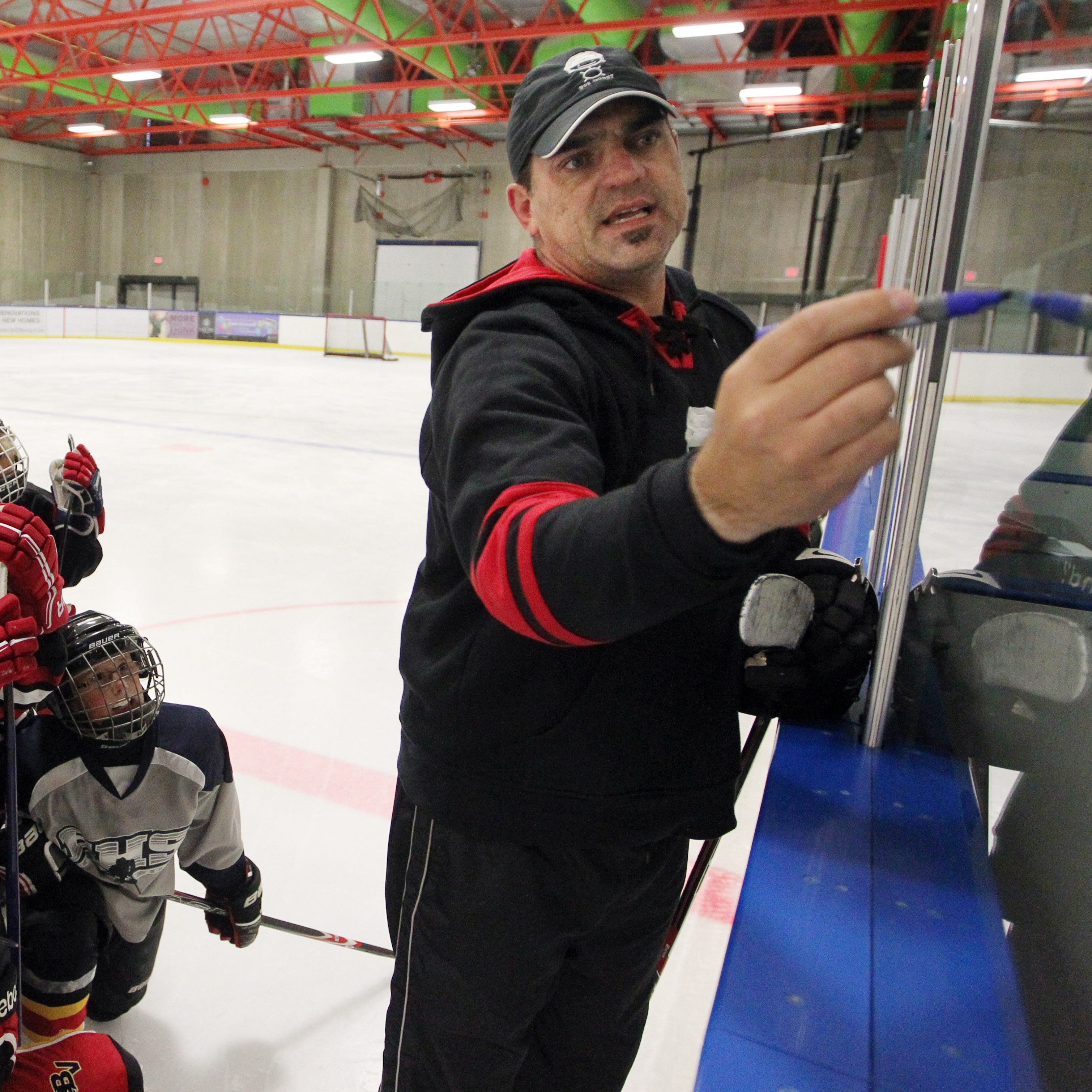 Ex-Red Wing Bob Wilkie helps athletes tackle mental health issues
