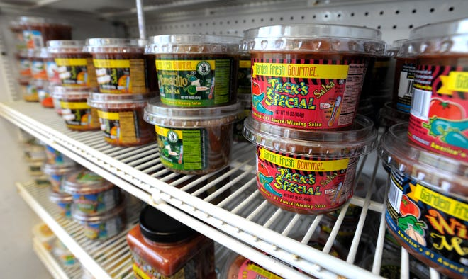 Campbell Soup Co. will sell Ferndale-based Garden Fresh Gourmet to Fountain of Health USA.