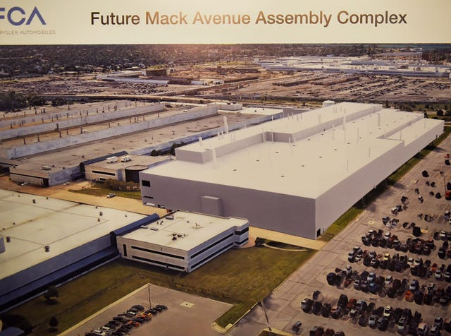 FCA to invest $4 5B in 5 Michigan plants, create 6,500 jobs