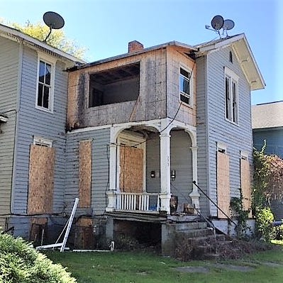 See how the Chemung County Land Bank is reducing urban blight in Elmira