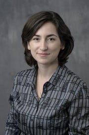 Julia Rayz is an associate professor in Purdue University's Department of Computer and Information Technology.