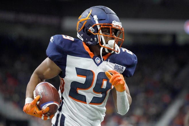 Cornerback Keith Reaser and the Orlando Apollos are off to an undefeated start in AAF competition.