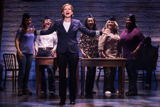 """The national tour of """"Come From Away"""""""