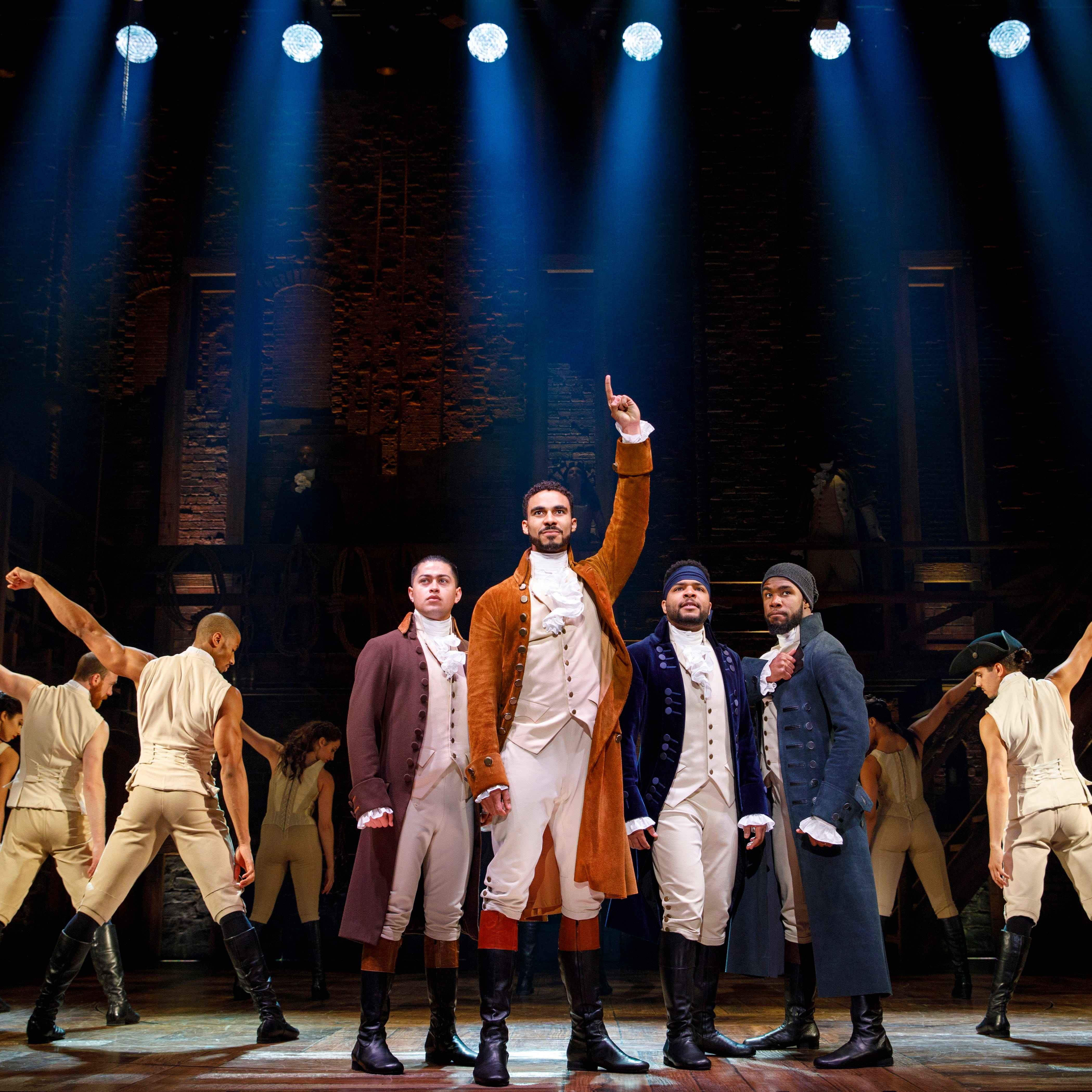 'Hamilton' tickets up for grabs for lucky winners in Artis—Naples survey lottery