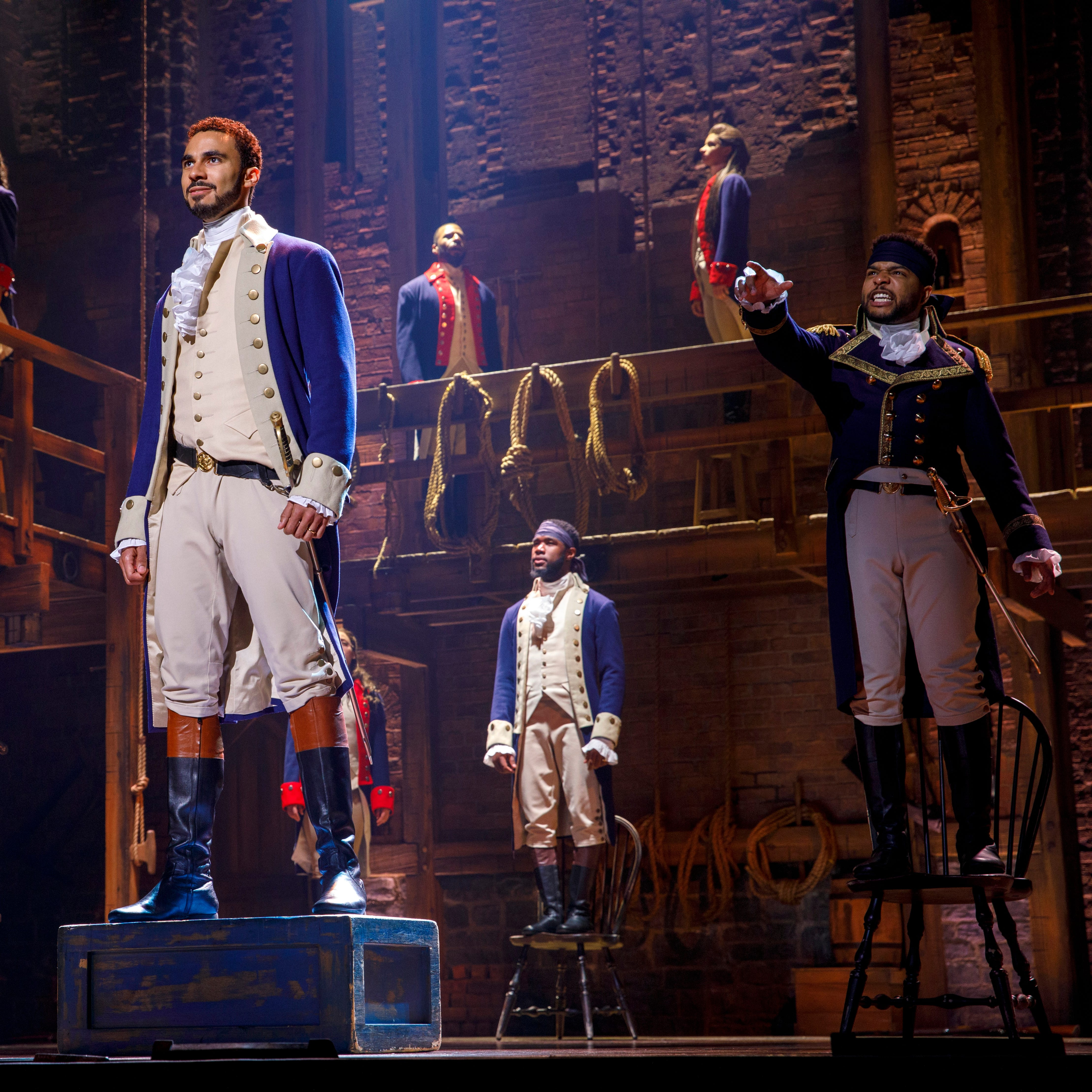 Don't throw away your shot: With 'Hamilton' ahead, Fox Cities PAC warns of fraudulent ticket offers