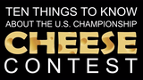 Ten things to know about the 2019 U.S. Championship Cheese Contest being held at Lambeau Field.