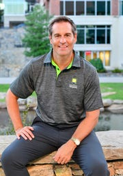John Harkes, 51, serves as head coach and sporting director for Greenville Triumph SC.