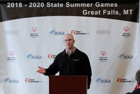 Powerlifting Director Mike Bicsak said he's inspired by the athletes and their sportsmanship.