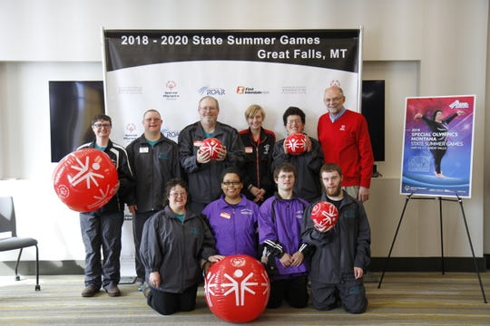 Bob Norbie says his personal interaction with Montana Special Olympics athletes has been a joy.