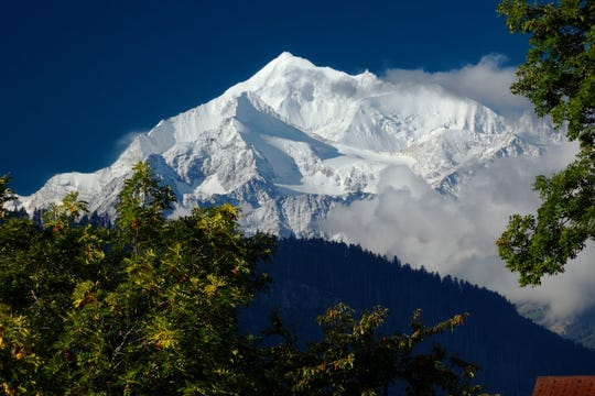 The Weisshorn in the Swiss Alps is 14,783 feet in elevation and was first climbed in 1861 by Irish physicist John Tyndall, and his guides J.J. Bennen and Ulrich Wenger. MSU professor Michael Reidy climbed it 150 years later to the day.