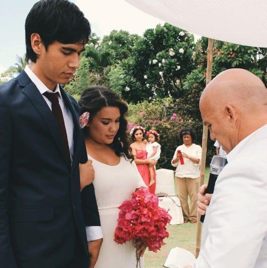 Wedding budgets reflect values