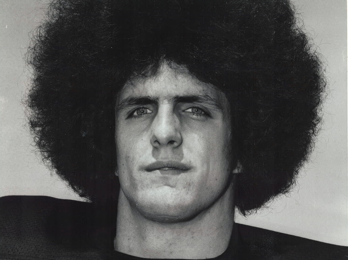 Former Iowa Hawkeye Rod Walters was drafted 14th overall by the Kansas City Chiefs in the 1976 NFL Draft.