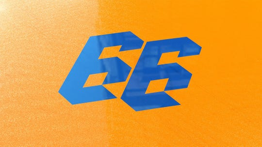 Fernando Alonso will run with No. 66 on his car when he makes his return to the Indianapolis 500 with McLaren Racing in May.