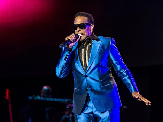 Charlie Wilson will perform March 15 at Bankers Life Fieldhouse.