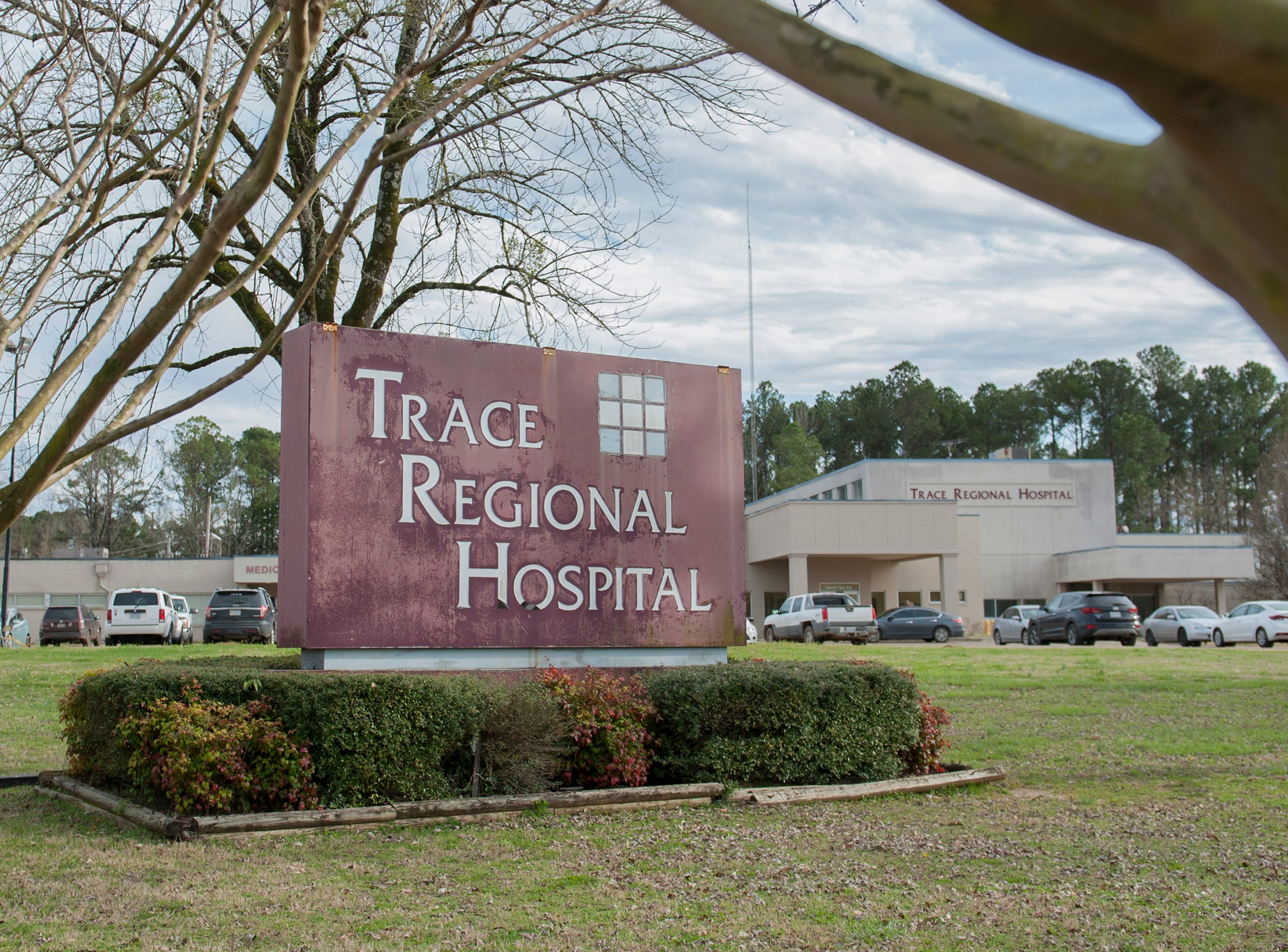 In 2014, the emergency room at Trace Regional Hospital in Houston was closed, leaving two ambulances to cover all of Chickasaw County, a county of about 17,000 people.