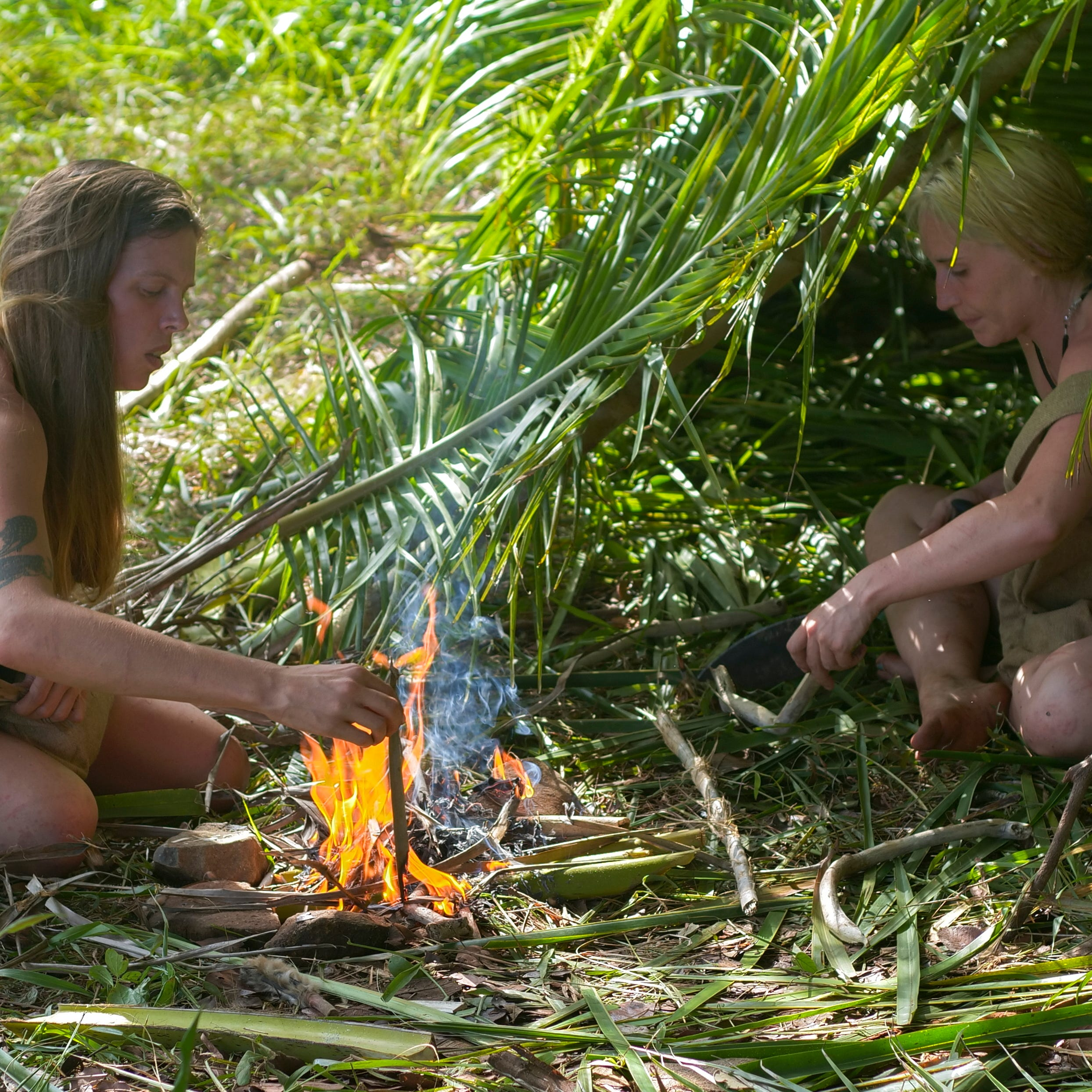 Maryville woman to star on 'Naked and Afraid,' talks show and new same sex twist