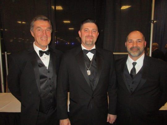 Mike Cieslak, Matt Cieslak and John Quoyeser