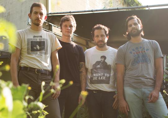 Deep State, indie garage rockers from Athens, Georgia, perform Saturday at Bisbano's.