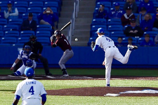 Kentucky faced Eastern Kentucky in the inaugural game at Kentucky Proud Park. There are 32 regular-season home games that will be played at the $49 million facility.