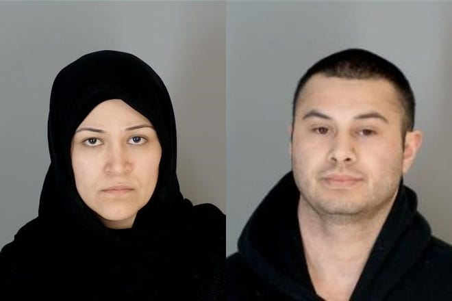 Bdour Al-Yasari and Jacob Ficher were charged with the murder of Ammar Al-Yasari.