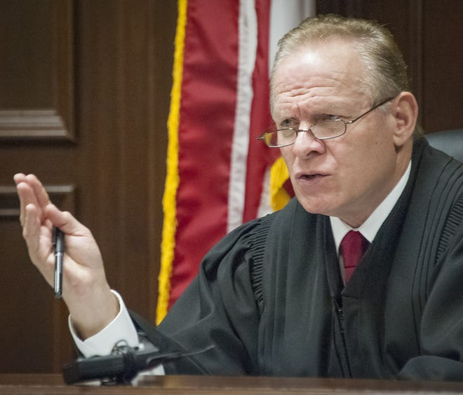 Juvenile Court Judge Ron Spon is retiring at the end of March.