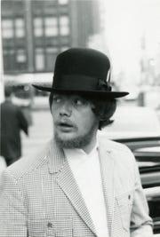 "Booker T. & the MG's bass player Donald ""Duck"" Dunn in London, 1970."