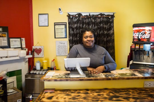Chef Tam's Underground Cafe is one of 14 restaurants featured during this year's Memphis Black Restaurant Week, which runs March 3-9. Tamra Eddy is Chef Tam's owner and chef.