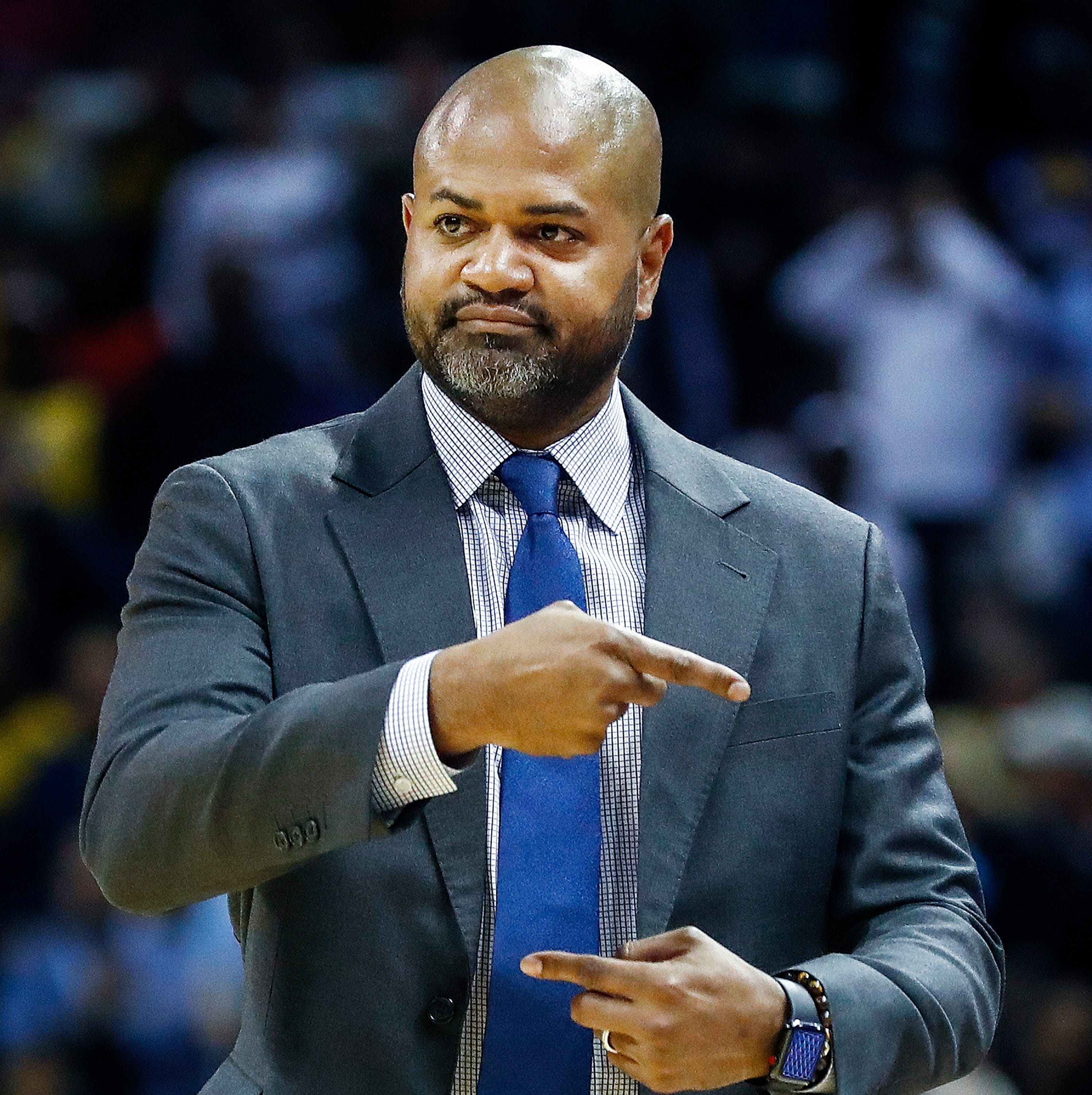 J.B. Bickerstaff reportedly will join John Beilein's Cleveland Cavaliers staff