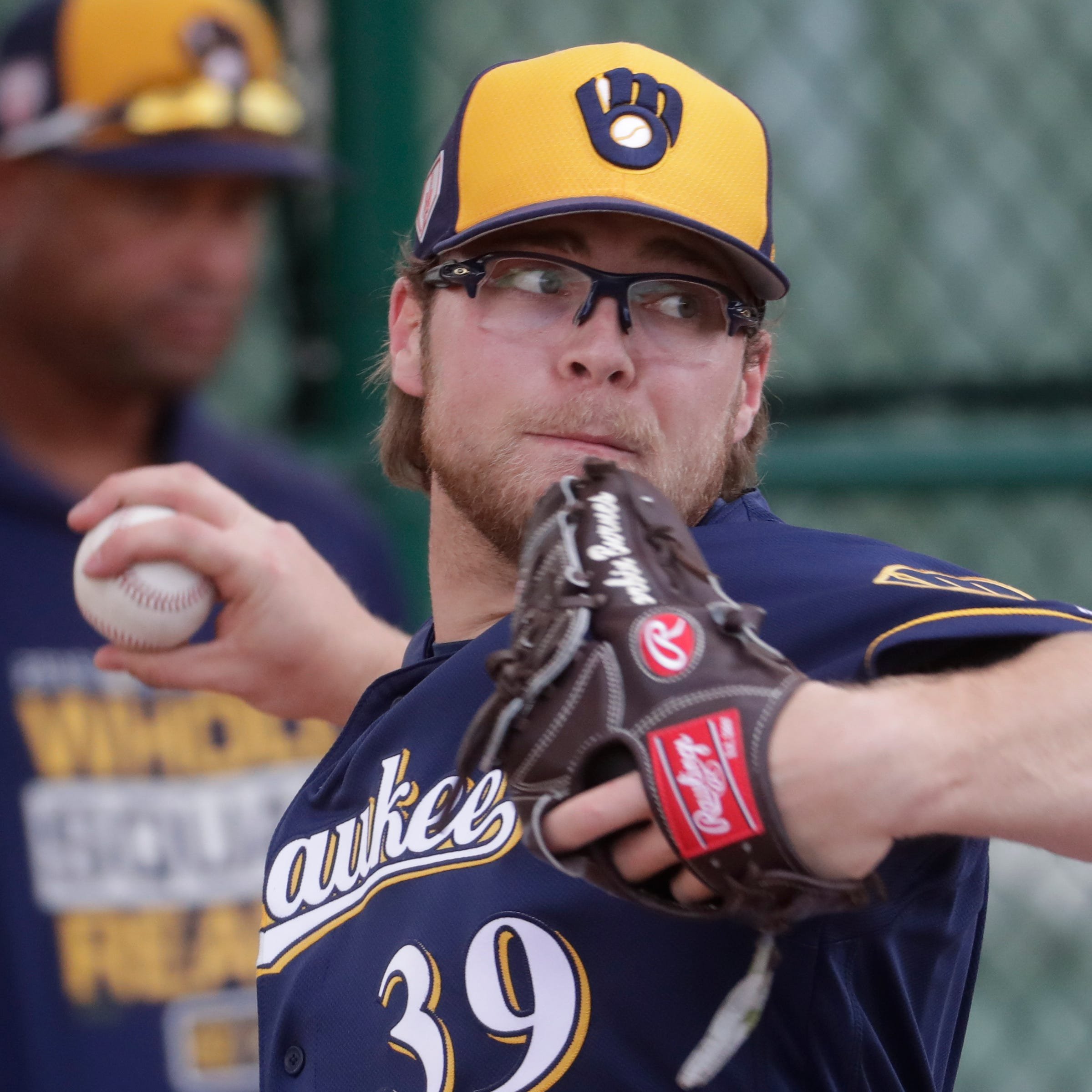 Corbin Burnes takes a positive first step in his Cactus League debut