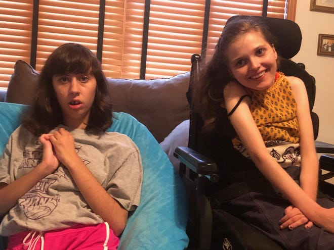 Their parents hope that  Jessica Brunner and Anna Guess may one day be roommates at Home of Our Own, a planned apartment complex in New Glarus that includes housing for adults with special needs.