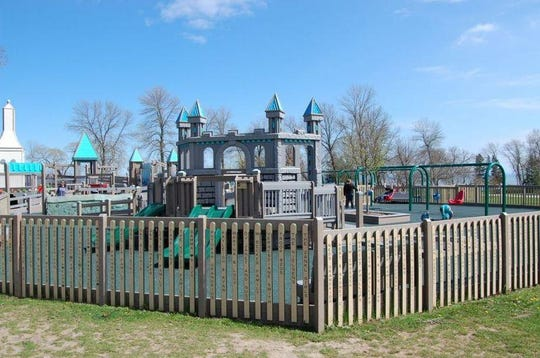 Possibility Playground is an accessible playground in Port Washington.