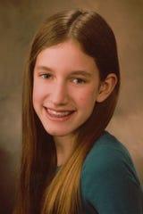 Fourteen-year-old Laura Miller died died of brain cancer on Feb. 21, 2009.
