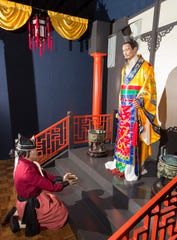 "An exhibit of the first emperor of a unified China, Qin Shi Huang, is part of an exhibit called ""The Power of Poison""  at the Milwaukee Public Museum. The limited-engagement exhibit opens to the public on March 2 and runs through July 7. The emperor is believed to have suffered from mercury poisoning."