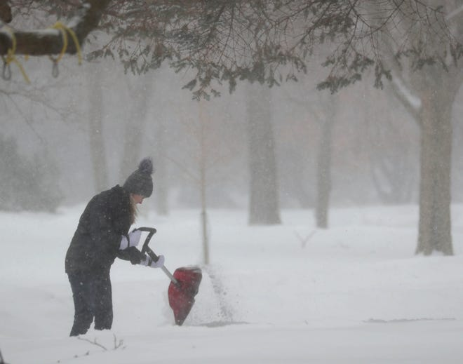 We're not done with winter just yet. Another storm is taking aim at Wisconsin for the coming weekend.