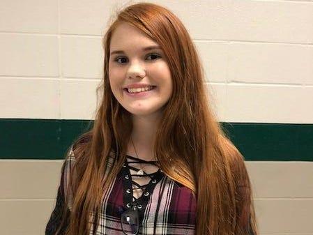 Woodlawn Middle School Name: Madisyn Blakeney Grade: 8 Parents: Sharon Blakeney Favorite word: panic Winning word: relinquish