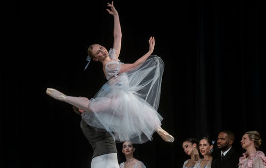 The Montgomery Ballet presents Graduation Ball on Sunday, Feb. 24, 2019, at Greenville High School in Greenville, Ala.