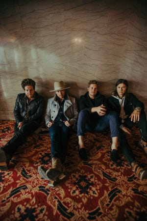 Needtobreathe brings their acoustic show to the Montgomery Performing Arts Centre on Saturday.