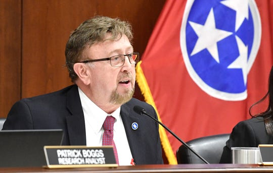 Rep. David Byrd, R-Waynesboro, chairs the House Education Administration Subcommittee. He has faced allegations of sexual assault from the 1980s.