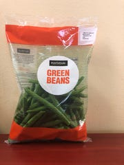 Recalled Marketside Green Beans