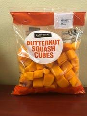 Recalled Marketside butternut squash