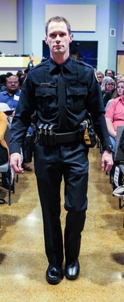 Chattanooga Police Officer Nicholas Galinger